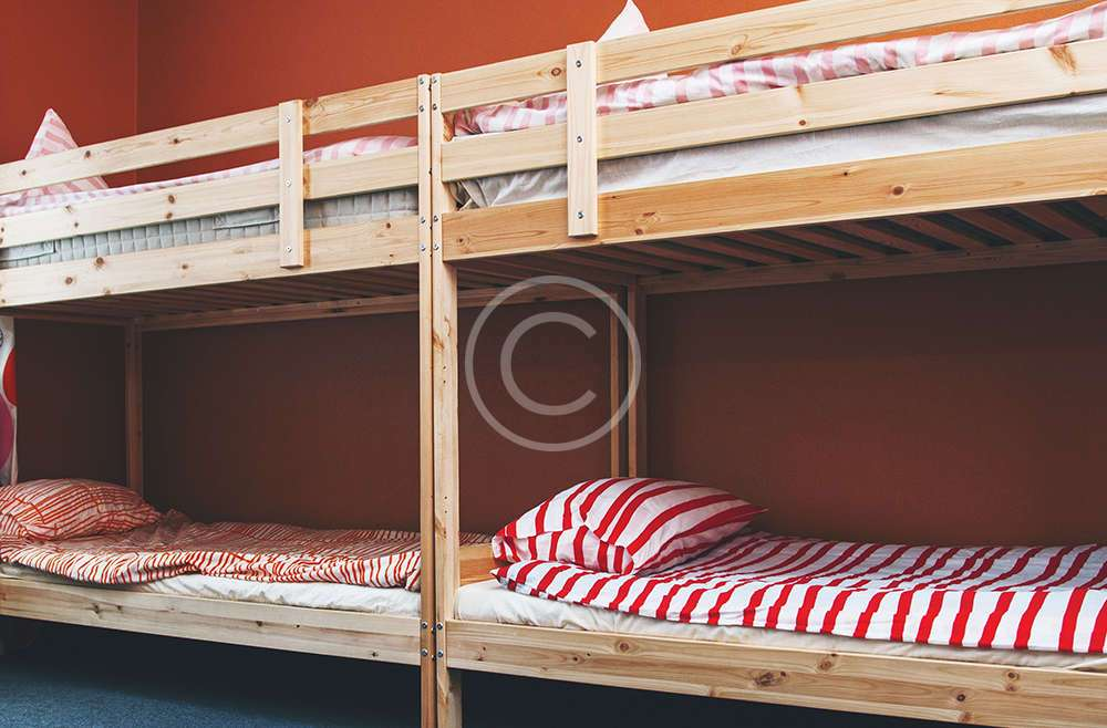 10 Bed Mixed Dorm